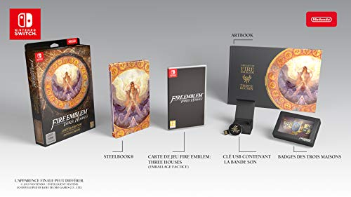 Fire Emblem: Three Houses Limited Edition - [Nintendo Switch]