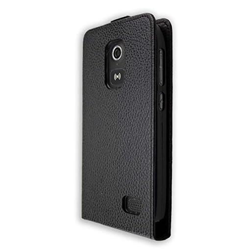 buy online b6728 7e3ab Smartphone Case Doro 8030 / 8031 Flip Cover by caseroxx - Smartphone Case  Flip-Cover in black