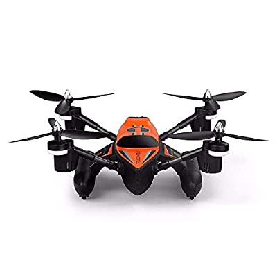 XJ0526 Remote Drone Q353 2.4G 6-Axis Gyroscope Air - Ground - Water RC Quadcopter With LED Light/One-Button Automatic Return/Automatic Take-Off/Headless Mode RTF Drone