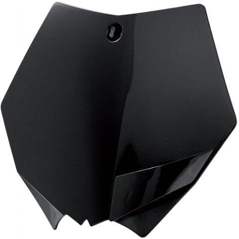 POLISPORT placa delantera Número 8664400002), color negro