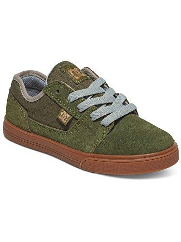 DC Shoes Tonik - Chaussures pour Garçon ADBS300262 GREEN/GUM