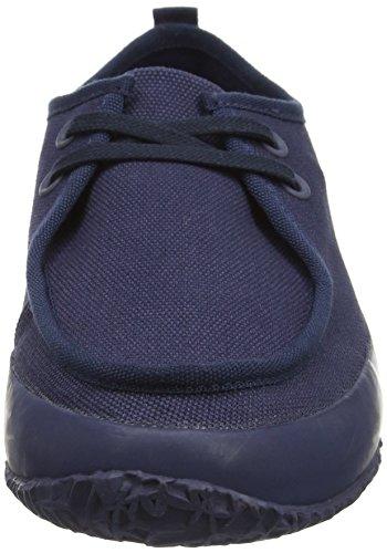 Camper Pepa Marino/Capas Navy-Navy, Baskets homme Bleu - Bleu (Bleu marine)