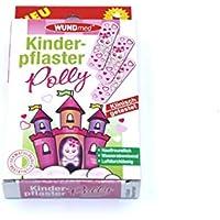 WUNDmed Kinderpflaster Polly 10 Stück wasserabweisend preisvergleich bei billige-tabletten.eu