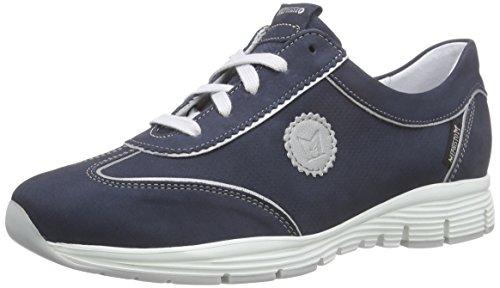 Mephisto - Yamina Bucksoft 6945/Perlkid 10168 Navy, Scarpe da ginnastica Donna Blu (Blu navy)
