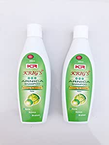 KRIG'S ARNICA SHAMPOO two pieces
