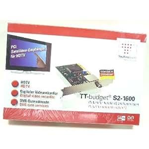 TECHNOTREND TT-budget S2-1600 DVB-S und DVB-S2 PCI