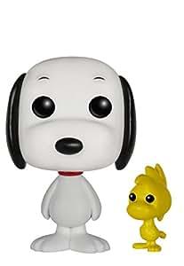 FunKo POP TV - Peanuts - Snoopy & Woodstock