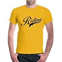 buXsbaum® T-Shirt Riding Logo