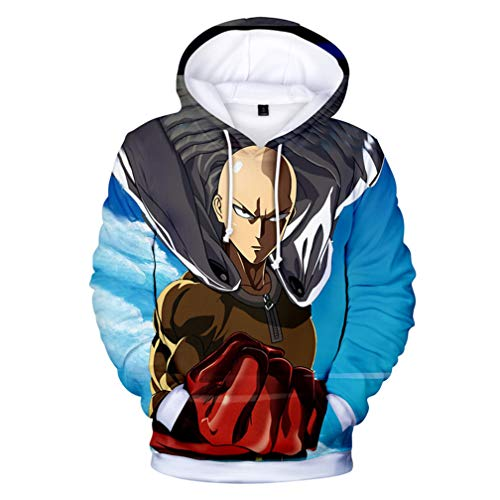 One Punch Man Kostüm - Cosstars One Punch Man Anime Kapuzenpullover