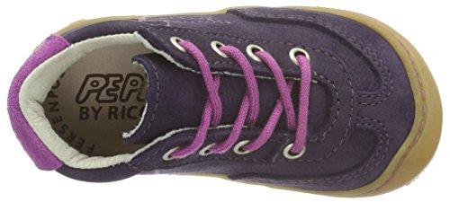 Ricosta Sami, Oxford fille Violet - Violett (blackberry 389)