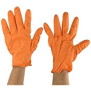 Kunzer Nitril Einweghandschuh Größe (Handschuhe): XL EN 374, EN 455 Tiger Grip XL 90St.