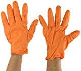 Eppco 8845 tigre Orange Grip Gants en Nitrile-taille XL