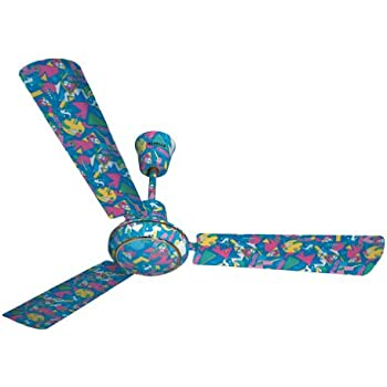 Havells Candy 1200mm Ceiling Fan (Funky Blue)