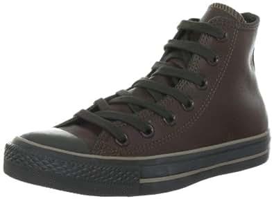Converse Chuck Taylor All Star Leather  Chocolate 132097C, Unisex-Erwachsene Fashion Sneakers, Braun (Chocolate), EU 36.5 (US 4)