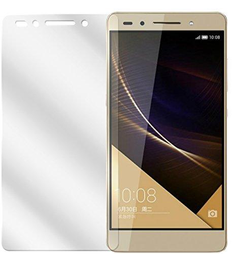 dipos I 6X Schutzfolie klar passend für Huawei Honor 7 Folie Bildschirmschutzfolie