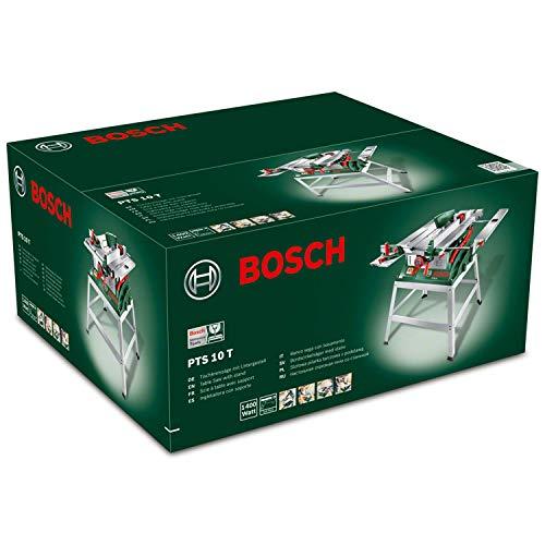 Bosch PTS 10 Tischkreissäge - 9