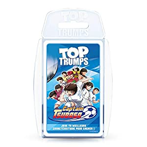 Winning Moves - Top Trumps Captain Tsubasa-Juego de Cartes-Versión Francesa, 0440