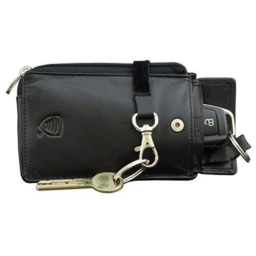 KORUMA KFZ Schlüssel Signal Blocker Case, Keyless Entry FOB Guard Signal blockieren Tasche Tasche, Diebstahl LOCK Geräte, Datenschutz Sicherheit