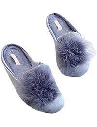 1a9d5b9549 Amazon.it: pantofole eleganti - Scarpe da donna / Scarpe: Scarpe e borse
