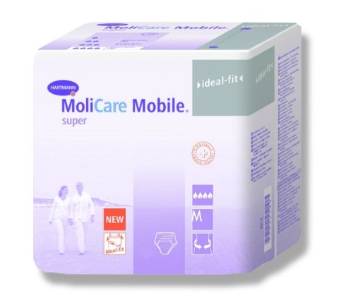 MoliCare Mobile super - Inkontinenz-Slip - Gr. 2 (M) - 56 Stück