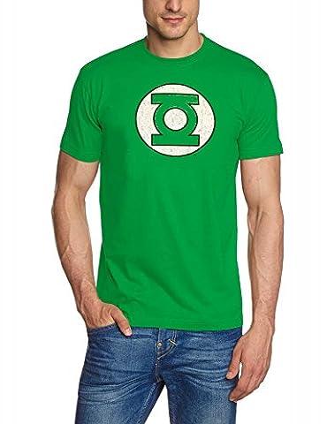 Green Lantern - T-Shirt green GR.XL