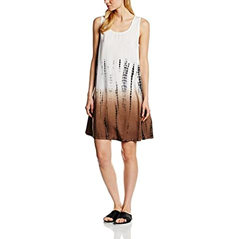 Cream Rimini Dress - vestido Mujer