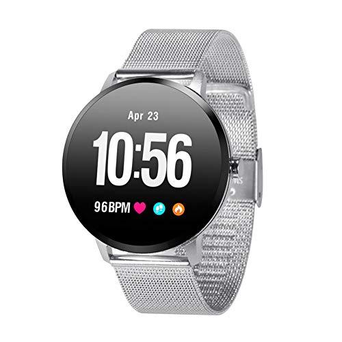 Zntz @ Smart Watch Smart Watch IP67 Wasserdichtes gehärtetes Glas Aktivität - Glas Metall Mobile Speicher