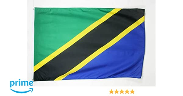 Flagge Tansania NEU 90 x 150 cm Flaggen Fahne