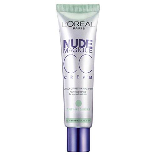 L'Oreal Paris Nude Magique CC Cream (Anti-Redness)