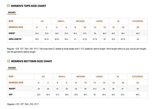 5.11 62023-162-S Damen XPRT Rapid Shirt, TDU Khaki, Größe S