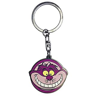 ABYstyle - DISNEY - Alice in Wonderland - Keyring Cheshire Cat
