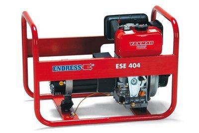 Diesel-Stromerzeuger ESE 604 YS DI 4,8/5,9 kVA standard