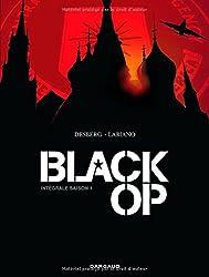 Black Op - Intégrales - tome 1 - Black Op - Intégrale Saison 1