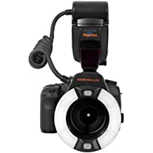Khalia-Foto Meike Speedlite S de TTL II Flash para cámaras Canon EOS
