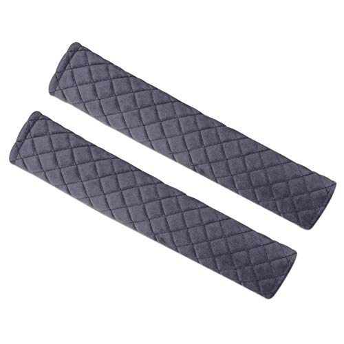 Auto cintura di sicurezza spallina–2PCS comfort imbracatura cintura di sicurezza tracolla coperture per adulti e bambini–Tuta per seggiolino auto cintura, zaino, borsa a tracolla