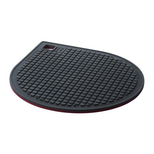 IKEA 365+ GUNSTIG Dessous de plat magnétique gris foncé
