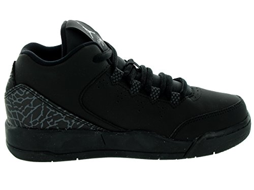 Nike Jordan Flight Origin 2 Bp, Chaussures de Football Mixte Bébé Noir / Gris (Black / Black-Dark Grey)