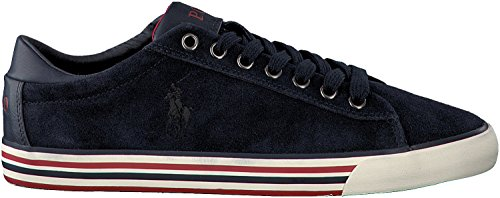 Polo Ralph Lauren HARVEY Sneakers Basse Uomo Blu 40