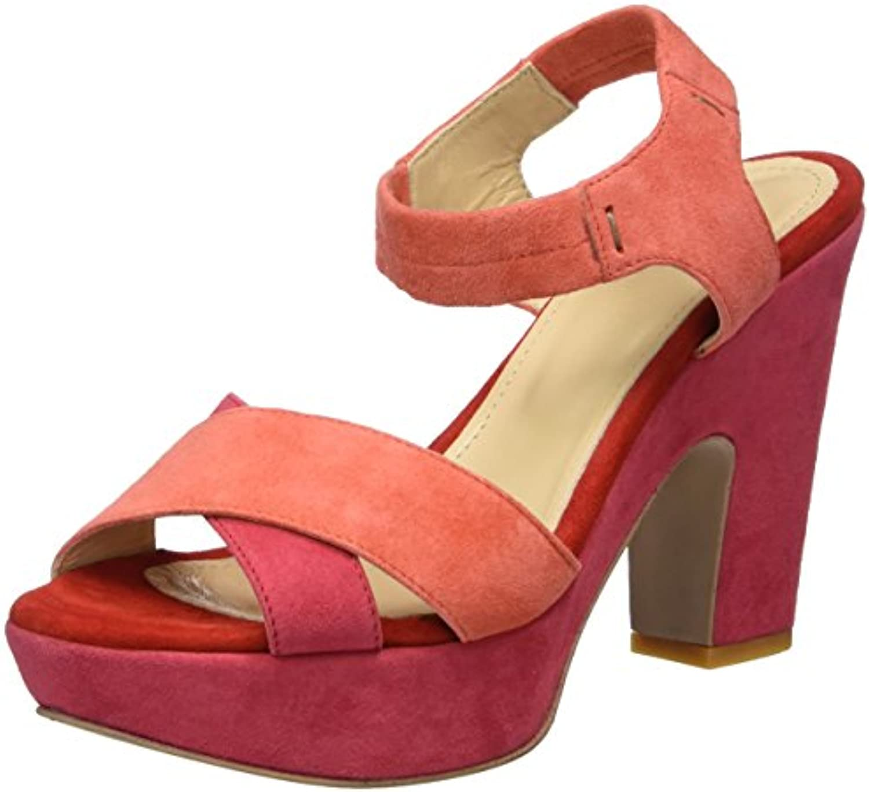 GARDENIA COPENHAGEN Damen Platau Sandal Plateau 2018 Letztes Modell  Mode Schuhe Billig Online-Verkauf
