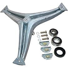 Spares2go tambor eje araña & kit de rodamientos para General Electric lavadora