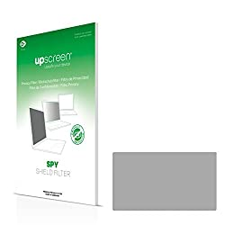 Upscreen Blickschutzfilter Lenovo Thinkpad L560 - Privacy Filter Anti-spy Sichtschutz