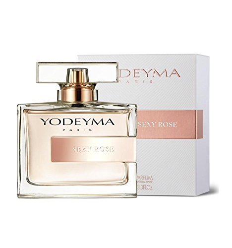 Profumo Donna Yodeyma SEXY ROSE Eau de Parfum 100 ml (212 Vip Rosè - Carolina Herrera)