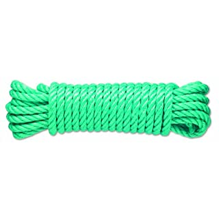 Chapuis PC3 Twisted Rope Polypropylene 1.5 T D 10 mm L 7.5 m Green