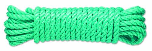 Chapuis PC3 Corde polypropylène torsadée 1,5 T D 10 mm L 7,5 m Vert