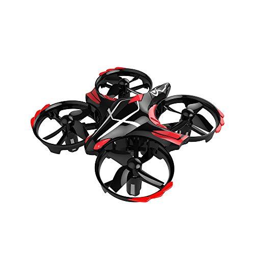 Ni_ka T2 Mini 2.4G Gesteninduktion + Fernbedienung Dual Mode RC Drone Quadcopter UFO