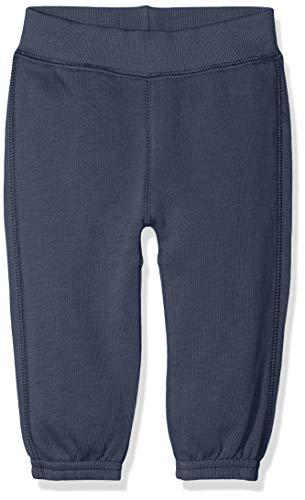 United Colors of Benetton Trousers Pantalones, Azul, 56 para Bebés