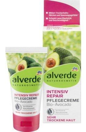 Alverde–Creme Tag und Nacht Intensiv Repair–sehr trockene Haut–50ml