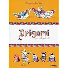 Origami pour la récré