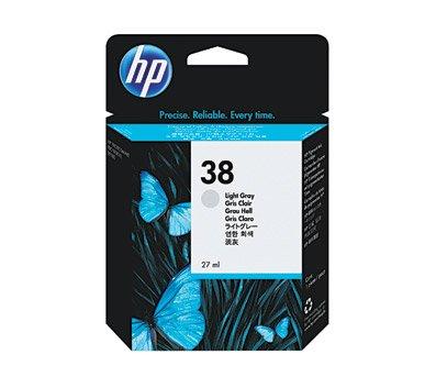 HP Tintenpatrone/C9414AE grau light 38 Photosmart Pro B9180 Inh.27ml - B9180 Photosmart Hp