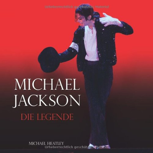 Buchcover Michael Jackson - Die Legende